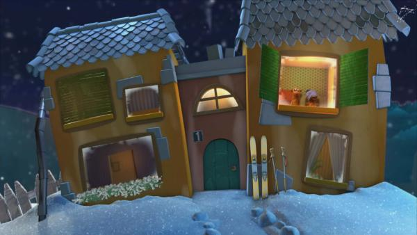 Kika 5 Basteltipp Schneeglockchen