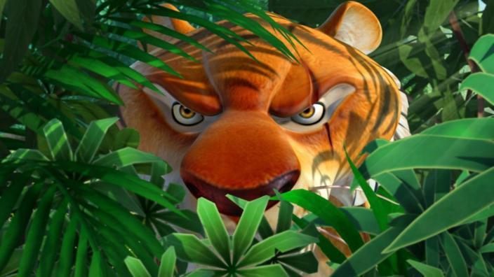 Kika Das Dschungelbuch
