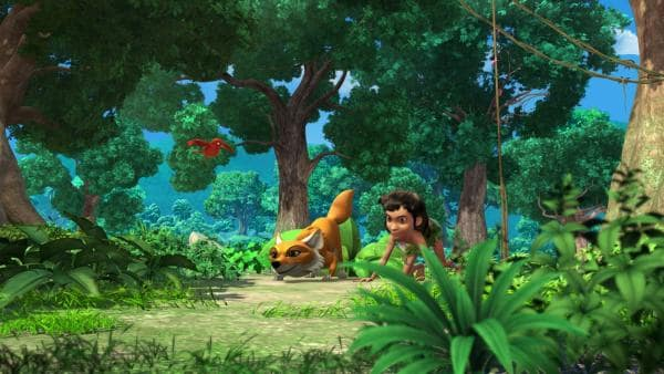 Folgenübersicht Das Dschungelbuch