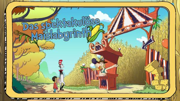 Das spektakulöse Maislabyrinth | Rechte: KiKA/Collingwood O'Hare Prod./Portfolio Entertain./Random House Children E./Treehouse TV