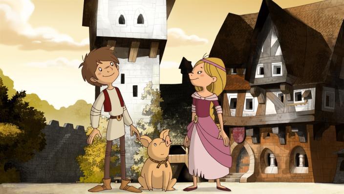 Kika Der Kleine Ritter Trenk