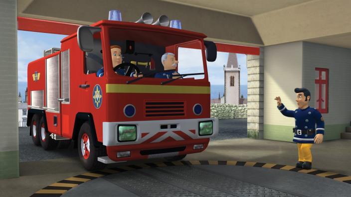 Kika 1 Feuer In Der Feuerwache