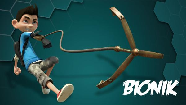 Bionik | Rechte: KiKA/One Animation PTE Ltd.