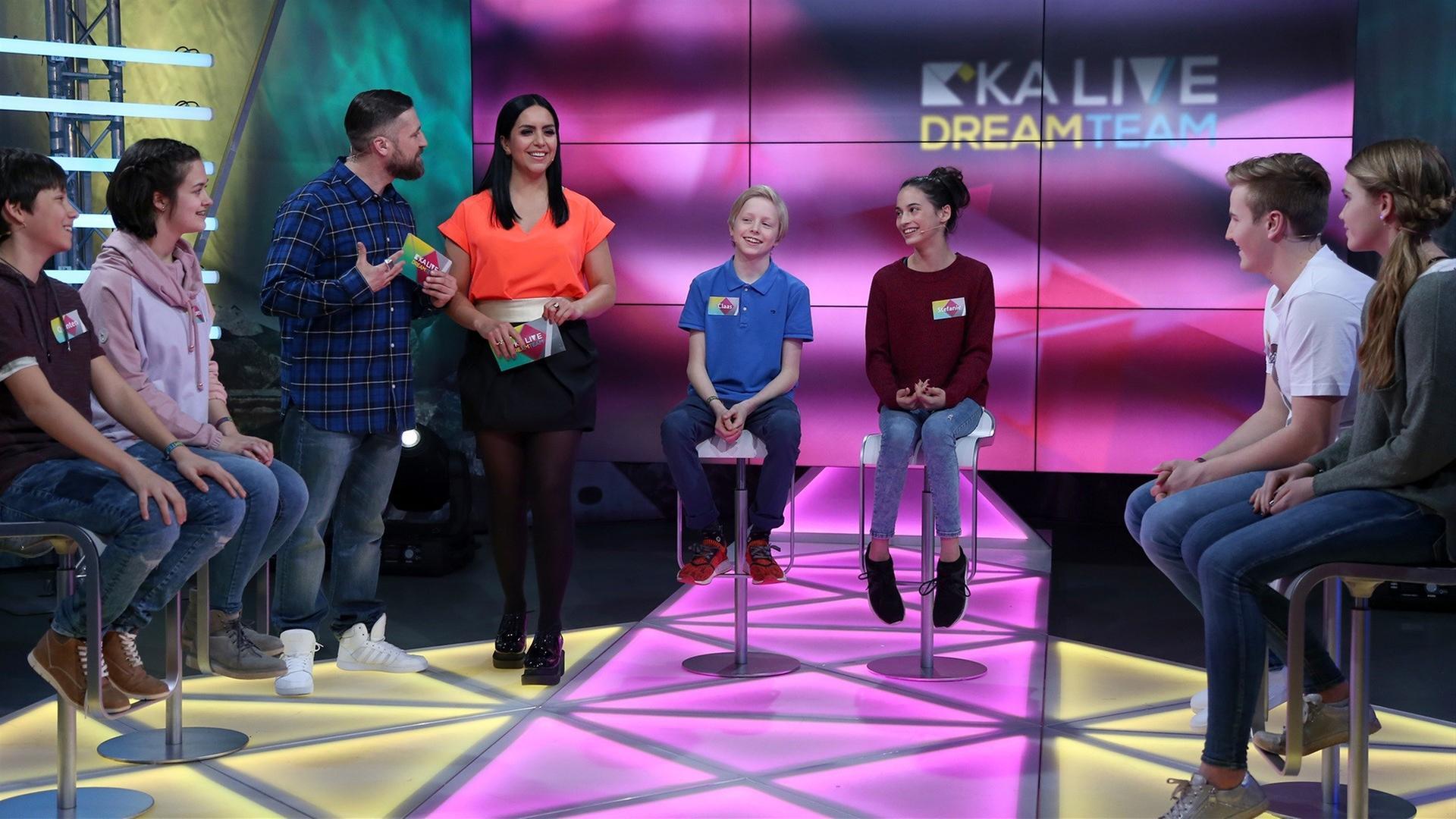 kika live dreamteam
