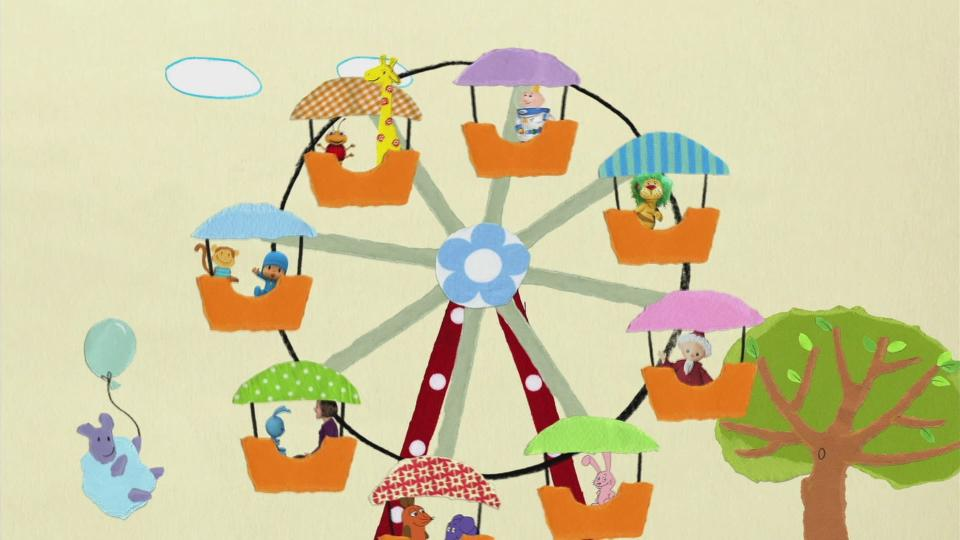 KiKA - Viel Spaß auf dem Riesenrad
