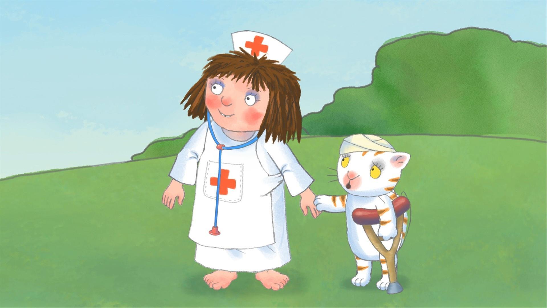 Folge 4 krankenschwester selma spricht - 2 part 6