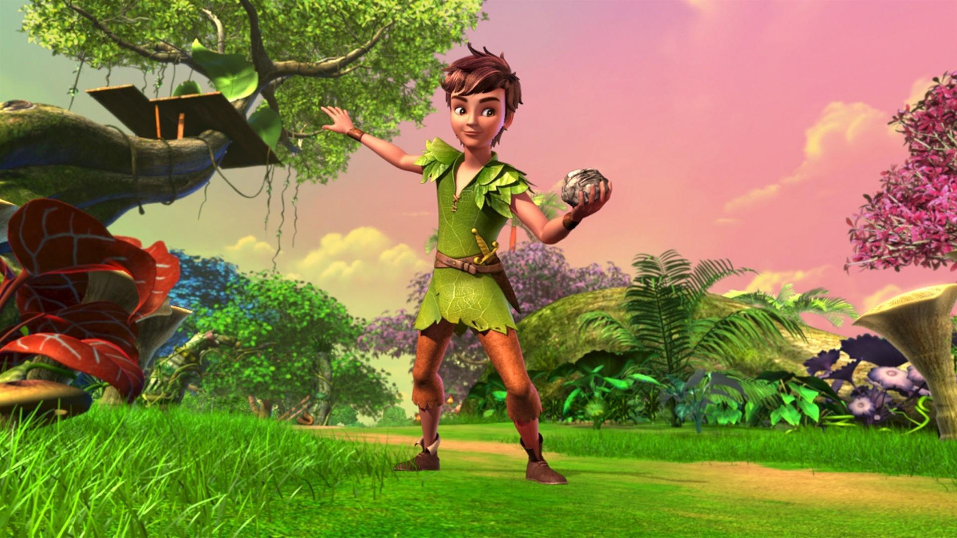 KiKA - Peter Pan