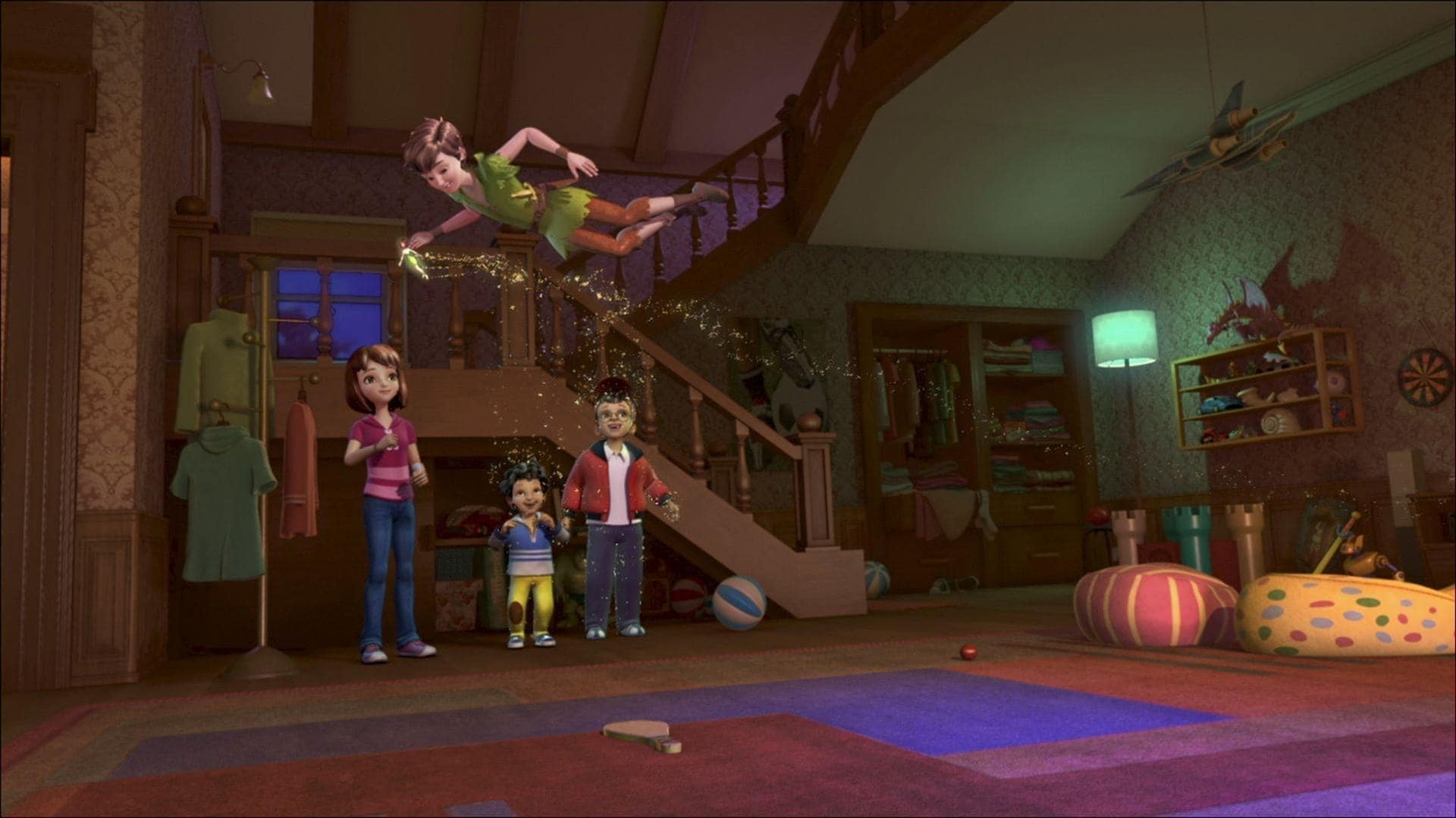 Kika 2 Peter Pans Geburtstag