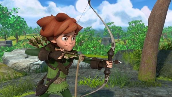 Robin Hood Kika