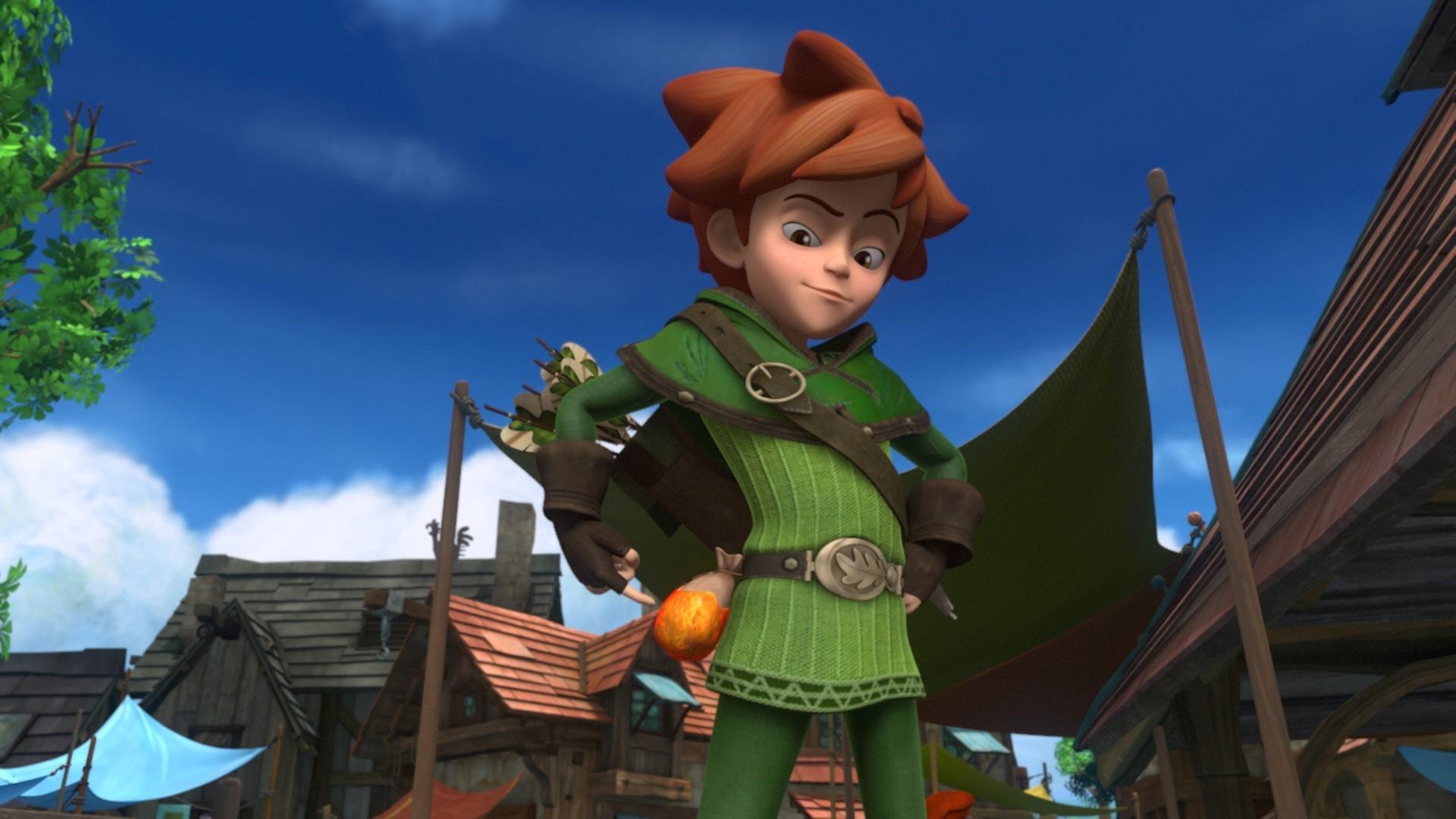 Kika Robin Hood
