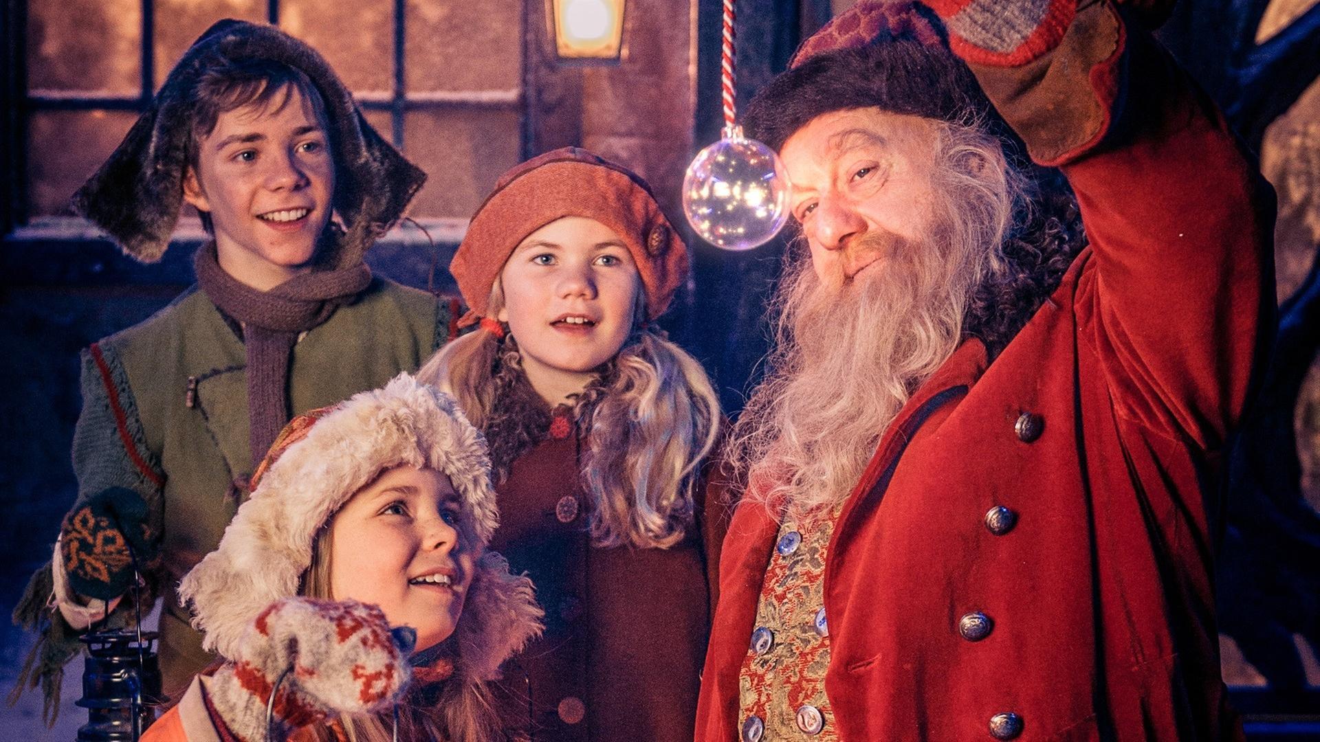 Schneewelt Eine Weihnachtsgeschichte