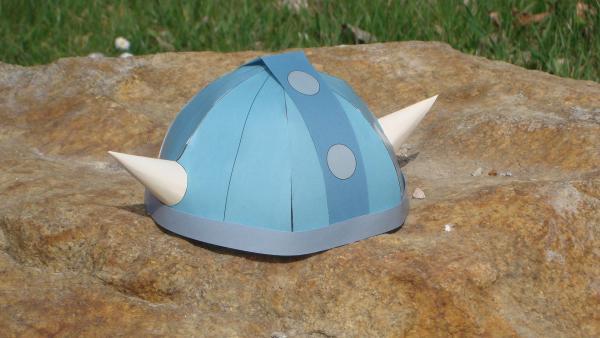 Kika Dein Wickie Helm