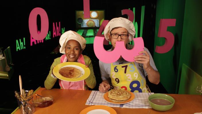 Kika Shary Und Ralph Zahlenkuchen