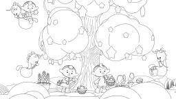 Malvorlagen Wolkenkinder | Coloring And Malvorlagan