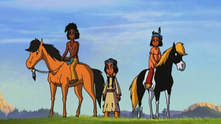 Kika 62 Yakari Und Die Pferdediebe