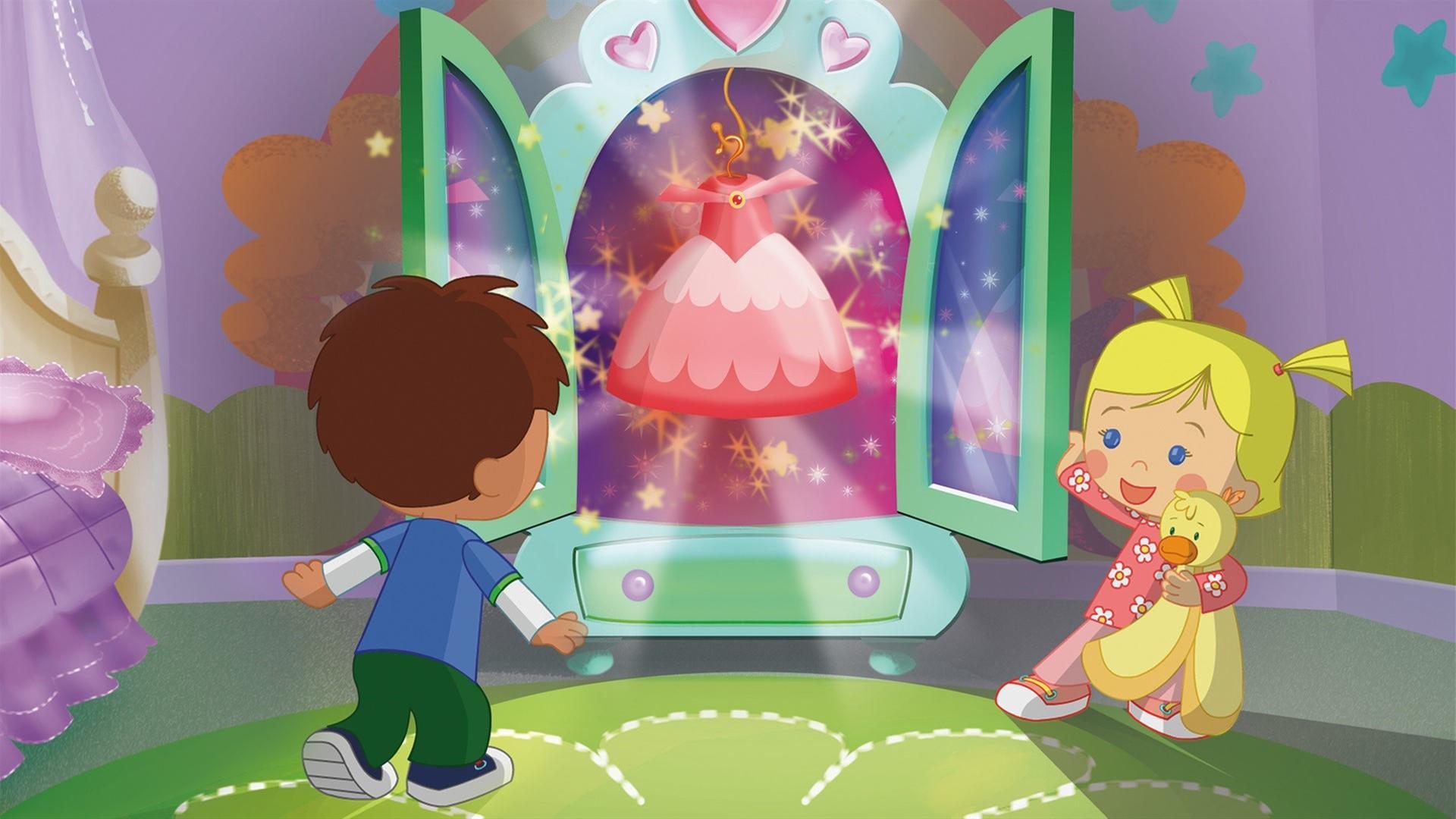 Zoes Zauberschrank Kika